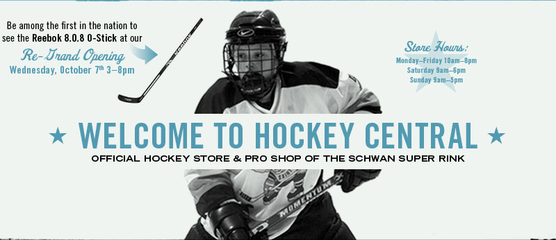 Hockey Pro Shop of Schwan Super Rink